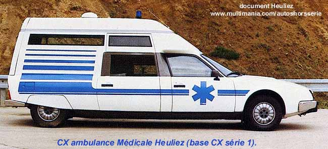 1982 CX Medicale 1 Heuliez 08