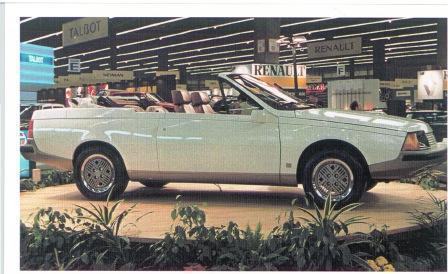 1982 prototype-Heuliez-sur-Renault-Fuego-Cabriolet-1982-salon-de-Paris