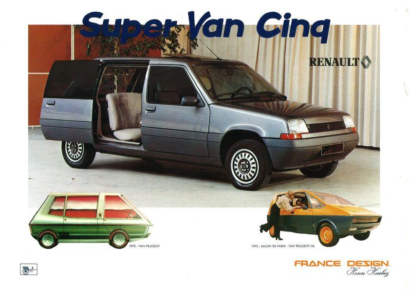 1982 Renault Heuliez 05