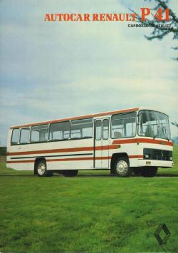 1982 Renault P41Heuliez82 small