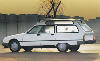 1983 Citroën GS Ambulance