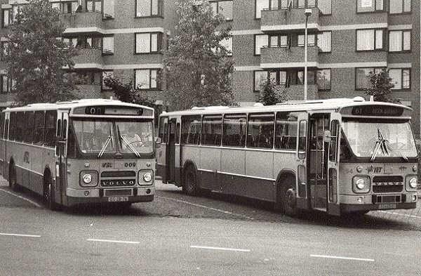 1984 Volvo B58 van VSL met carrosserie van Hainje