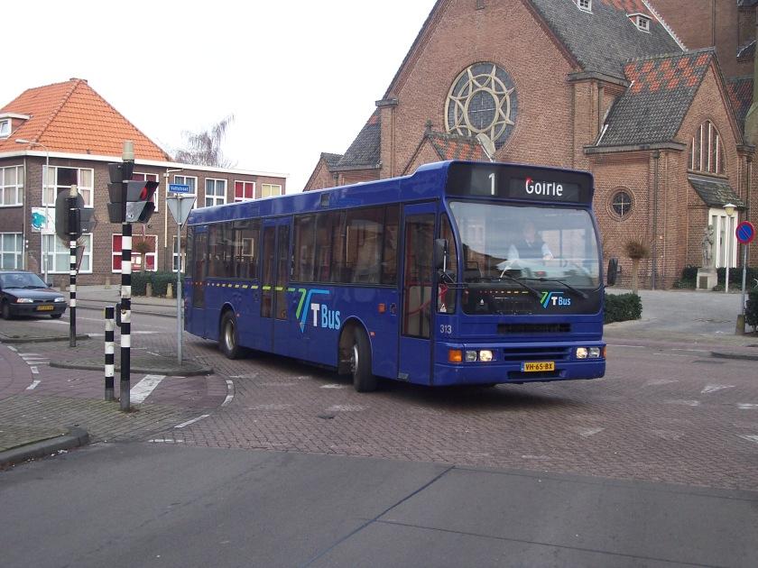 1986 Hainje ST2000 Tbus Tilburg