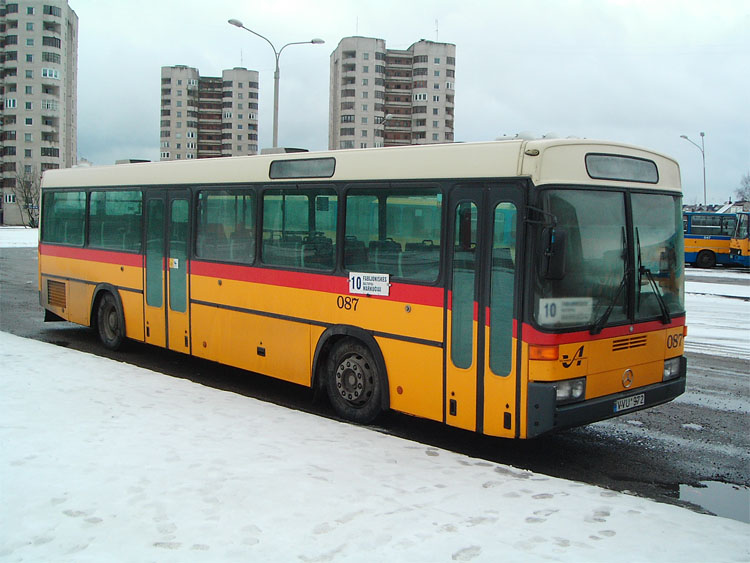 1987 Hess Mercedes Litouwen