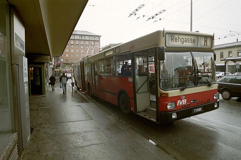 1988 Gräf & Stift GS GE 152 M18