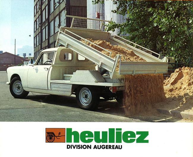 1988 Peugeot heuliez404