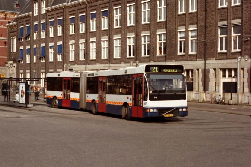 1988 Volvo-Hainje Wim Vink