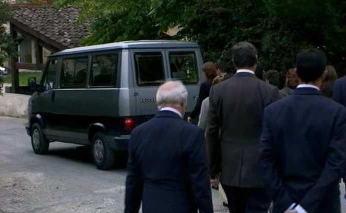 1990 Peugeot J5 Corbillard