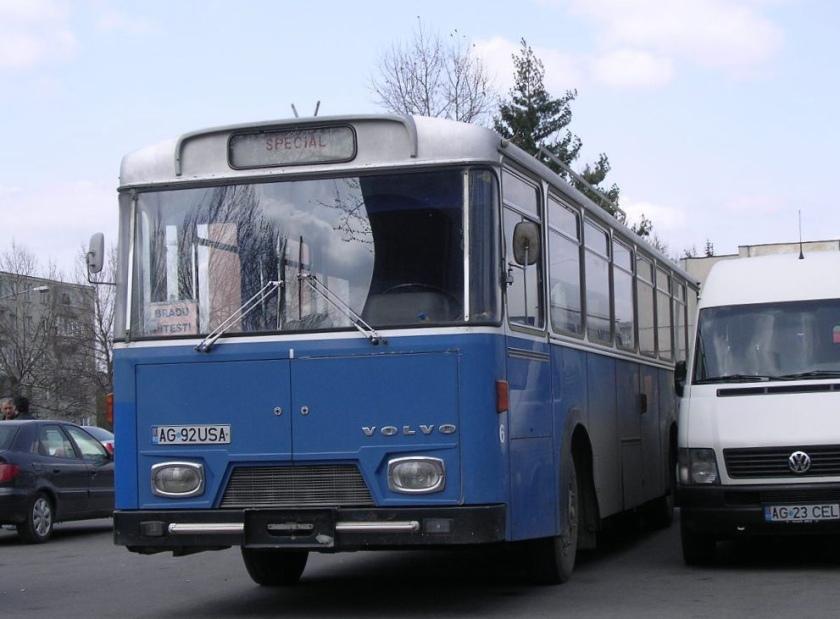1992 Volvo Hess AG 92 USA