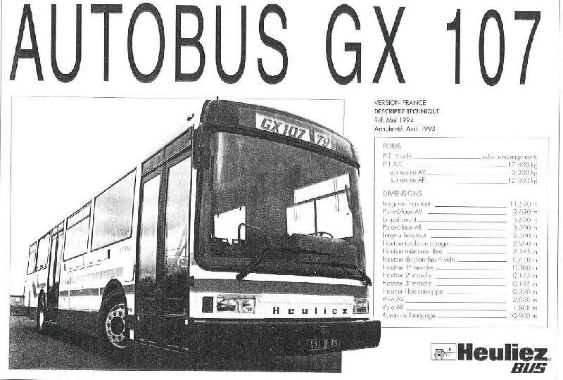 1993 Heuliez doc gx107 1 gd