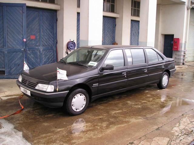 1993 Peugeot Limousines