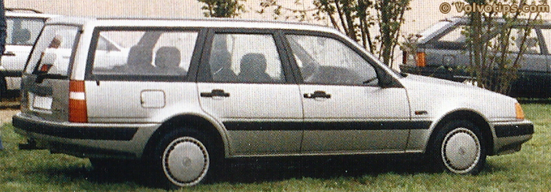 1993 The Heuliez prototype of the Volvo 460 Estate