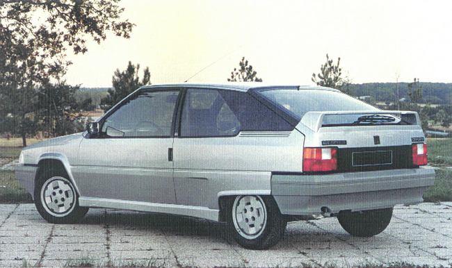 1994 Citroën BX 1.4 Heuliez
