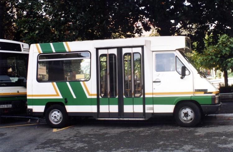 1994 Heuliez GX17 F