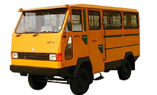 1994 Hindustan Motors RTV School Bus