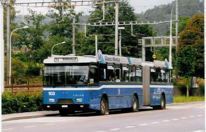 1997 Volvo-Hess Zwitserland
