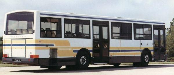 1998 HEULIEZ GX 107