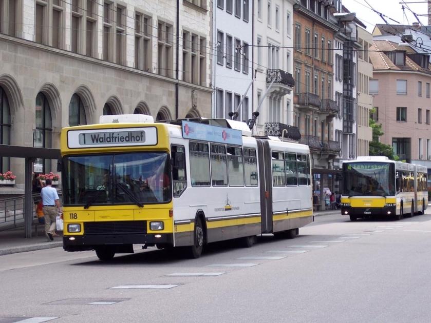 1998 Schaffhausen NAW Hess BGT 5-25