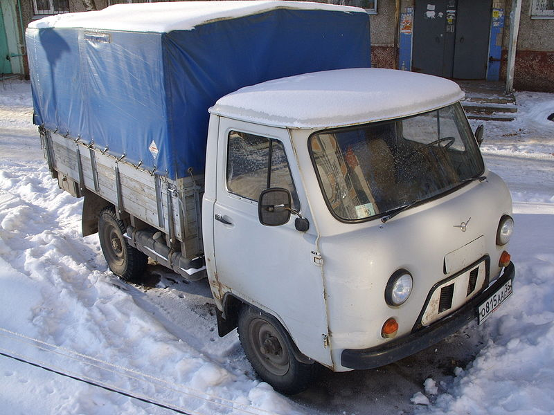 1998 UAZ-3303