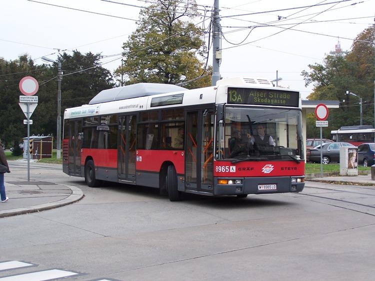 1999 Graf and Steyr NL205 Oostenrijk