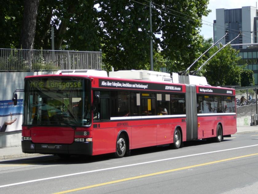 2001 Hess Trolleybus de Berne