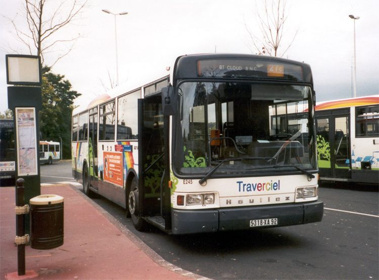 2003 HEULIEZ GX 107 - La Celle-Saint-Cloud - Traverciel