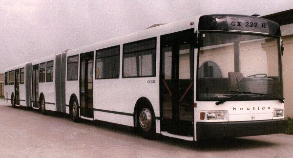 2003 HEULIEZ TRIBUS GX 237