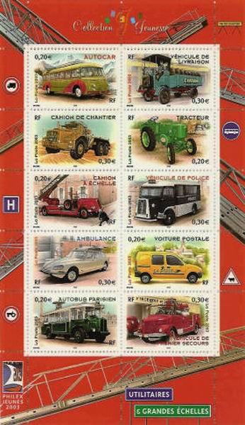 2003 vehiculesutilitairesfeuillet20031027