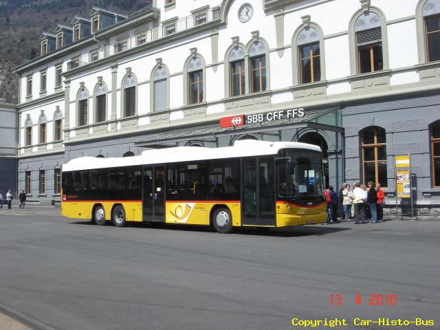 2004 Hess Regiobus LE13 Postbus