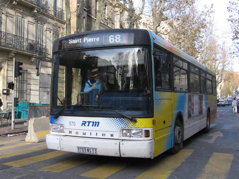 2004 HEULIEZ GX 107 - RTM - Marseille