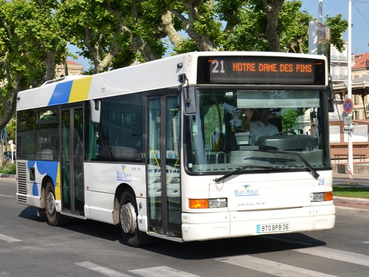 2004 Heuliez GX117 F