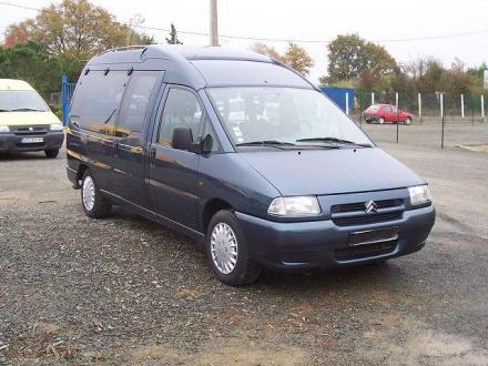 2005 Citroen Jumpy FUNERAIRE LONG 230L HDI95