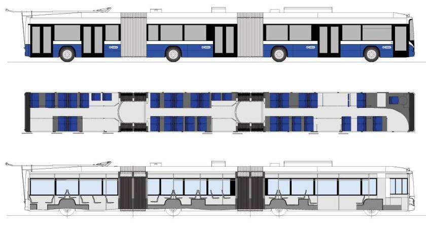 2005 Hess Trolleybus for Zurich The website, Obus 269