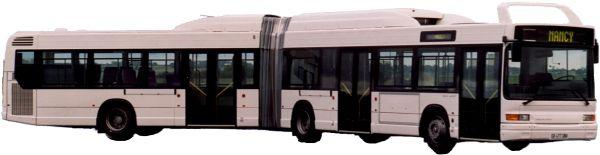 2005 HEULIEZ ACCESS BUS GX 417 - GX 417 GNV