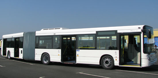 2005 HEULIEZ ACCESS BUS GX 427
