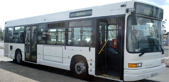 2005 Heuliez GX 117 L