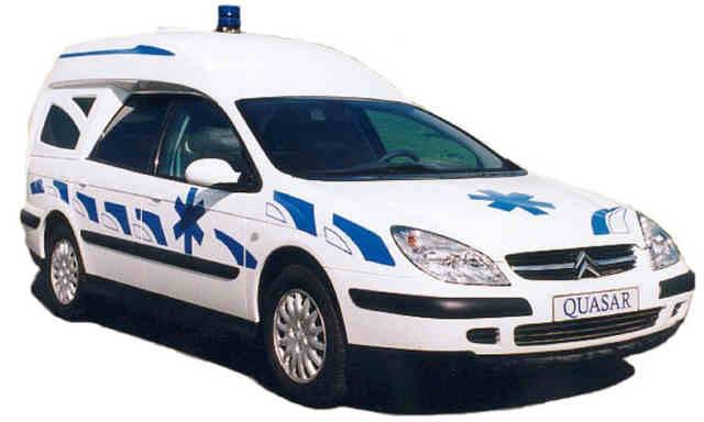 2006 Citroën c5 Heuliez-quasar amb
