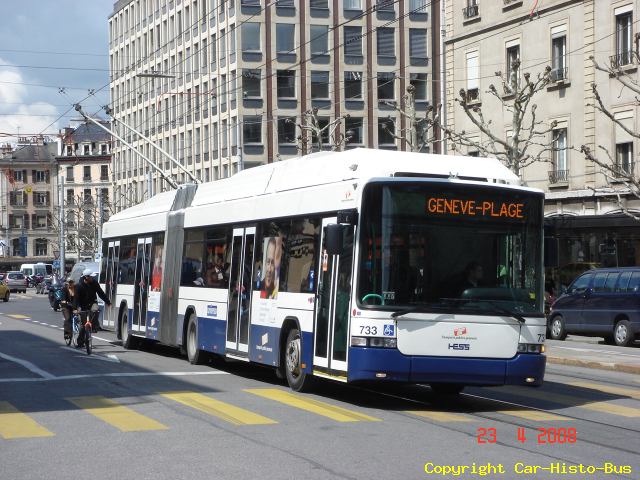 2006 NAW-Hess SwissTrolley