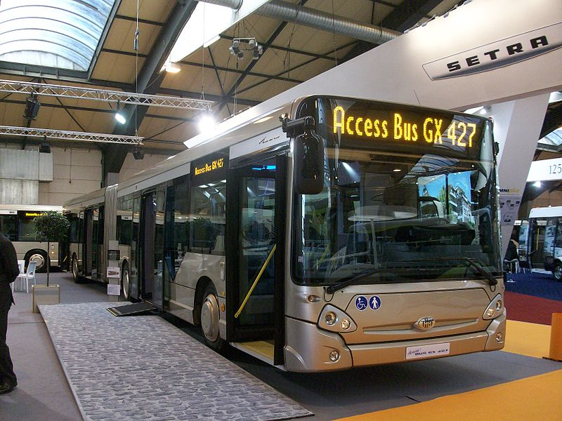 2007-13 Heuliez Access'Bus GX 427
