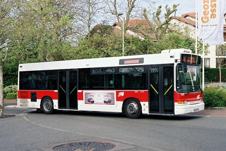 2008 Heuliez GX117L F
