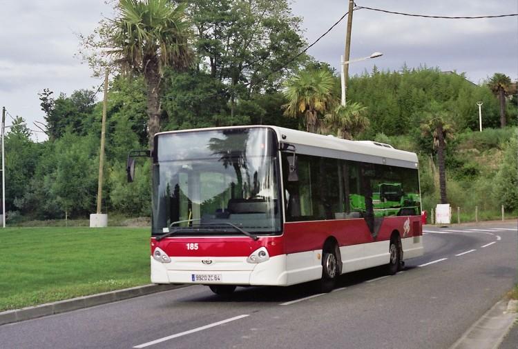 2008 Heuliez GX127  F