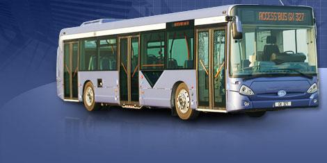 2011 Heuliez Bus