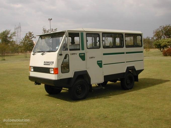 Bussen HINDUSTAN RTV-Ranger