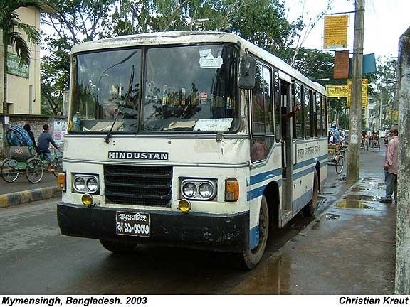 Bussen Hindustan