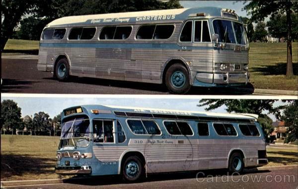 GM VTC bussen