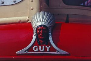 Guy Motors Ltd badge