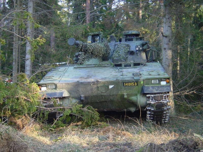 Hägglunds CV9040