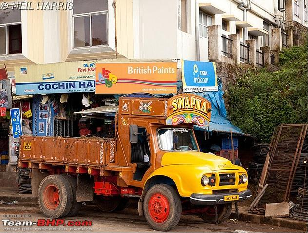 hindustan lorry