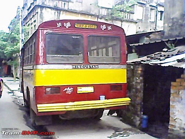 HINDUSTAN mini bus a