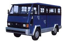 Hindustan Motors RTV cabin